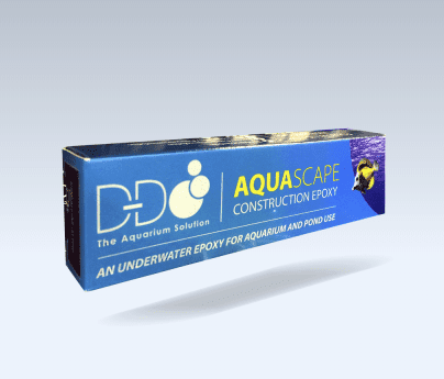 D-D Aquascape Construction Epoxy Coraline purple